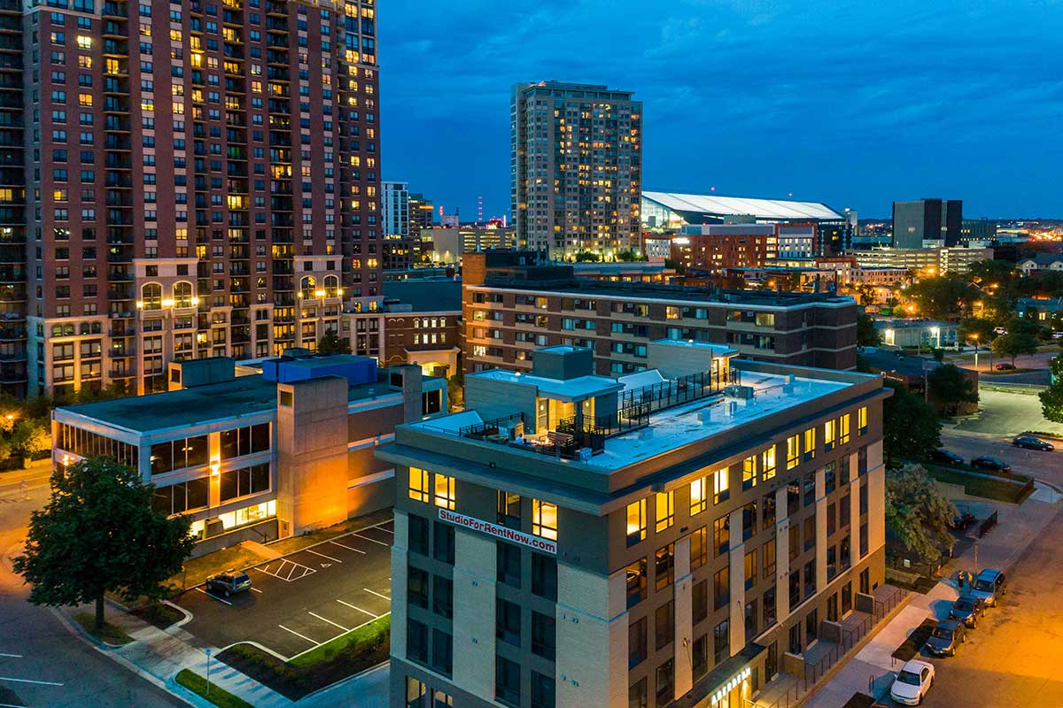 Aberdeen Exteriors 0037 - Aberdeen Apartments Minneapolis